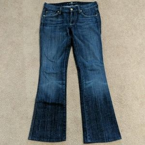 7 For All Mankind Dojo jeans with A pockets